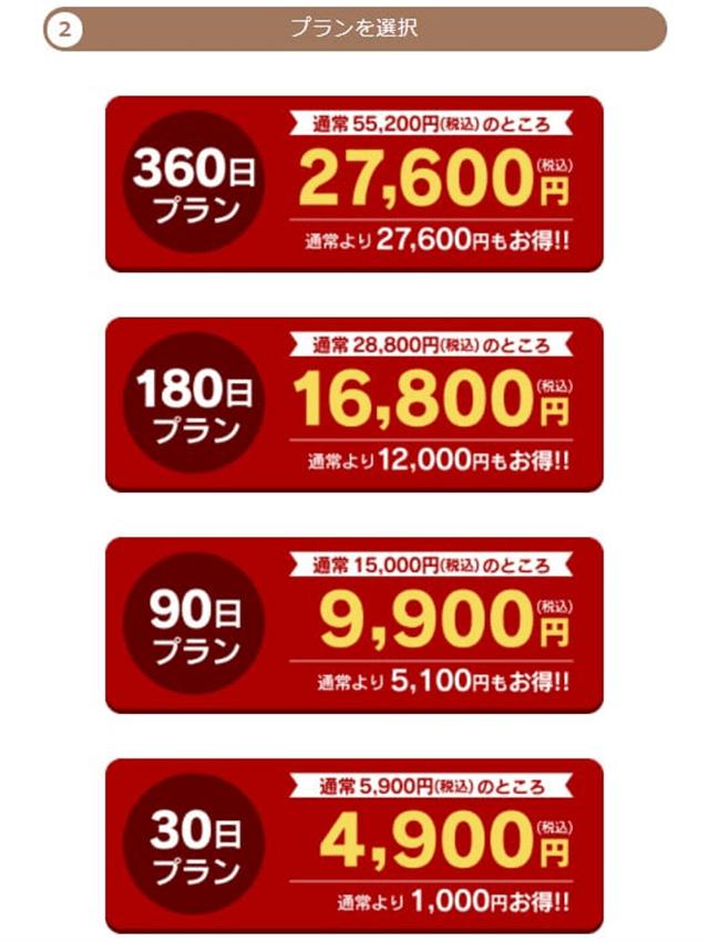PCMAXプレミアムオプション料金最大半額